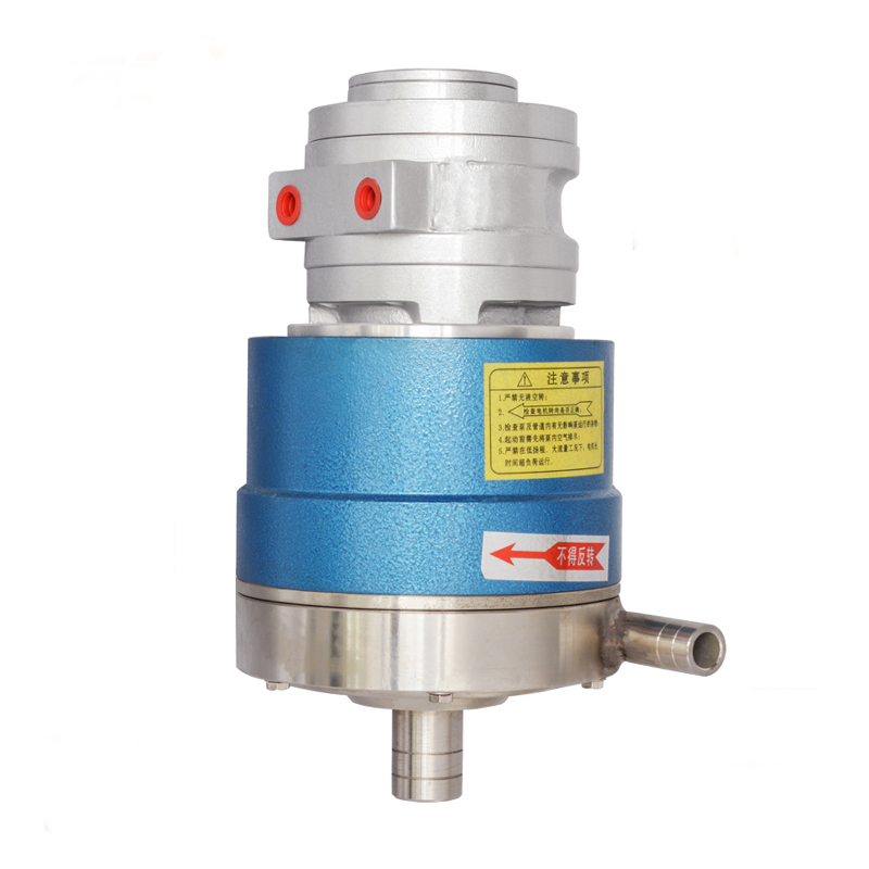 Pneumatic Magnetic Pump Pneumatic Explosion-proof Stainless Steel Anti-corrosion Acid-alkali Resistant Circulating Pump
