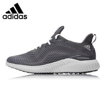 Original New Arrival  Adidas alphabounce em m Men's  Running Shoes Sneakers original new arrival 2018 adidas comm m tpantsj men s pants sportswear