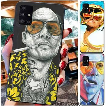 Reall Fear and Loathing in Las Vegas Phone Case For For Samsung Galaxy A10 A20 A30 A40 A50 70 A10S 20S A2 Core C8 A30S A50S A31 image