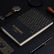 Planner Organizer Diary A5 18 Months Schedule Notebook and Journal 365 Days Weekly Personal Travel Notebooks mercii 2016 weekly schedule cute 365 days personal diary planner hardcover notebook diary korean stationery libretas y cuadernos