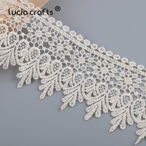 Image 2 - Lucia crafts  Embroidered  Lace Fabric 2020  Sewing Handmade DIY Dress Clothes  1y/2y N0508