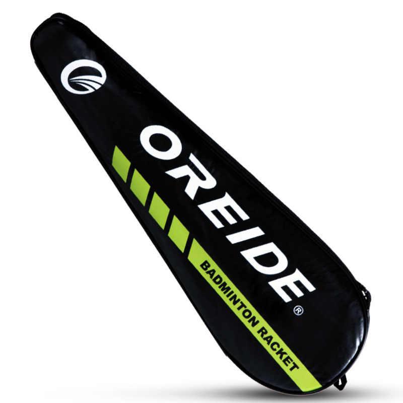 Bolsa de raqueta de moda, funda para raqueta de bádminton, para entrenamiento, 2 raquetas para niños y adultos, bolsa de hombro para deportes