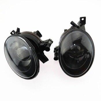 цена на SCJYRXS Left + Right Front Bumper Lens Fog Lights For Beetle Golf MK6 Tiguan 5KD941699 5KD 941 699 5KD941700 5KD 941 700