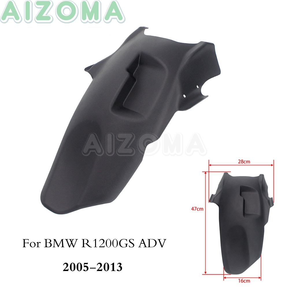 Motorcycle Rear Tire Hugger Mudguard Inner Fender Cover Protection for BMW R 1200 GS <font><b>R1200GS</b></font> ADV 2005-2013 2008 2009 <font><b>2011</b></font> 12 image