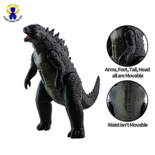 16cm Large Size Kaiju Dinosaur Action Figure Model Collection Toys ABS Body Turnable Figure Toy For Boy Kids Birthday Gift large size classic dinosaur toy triceratops soft animal model collection for boys action