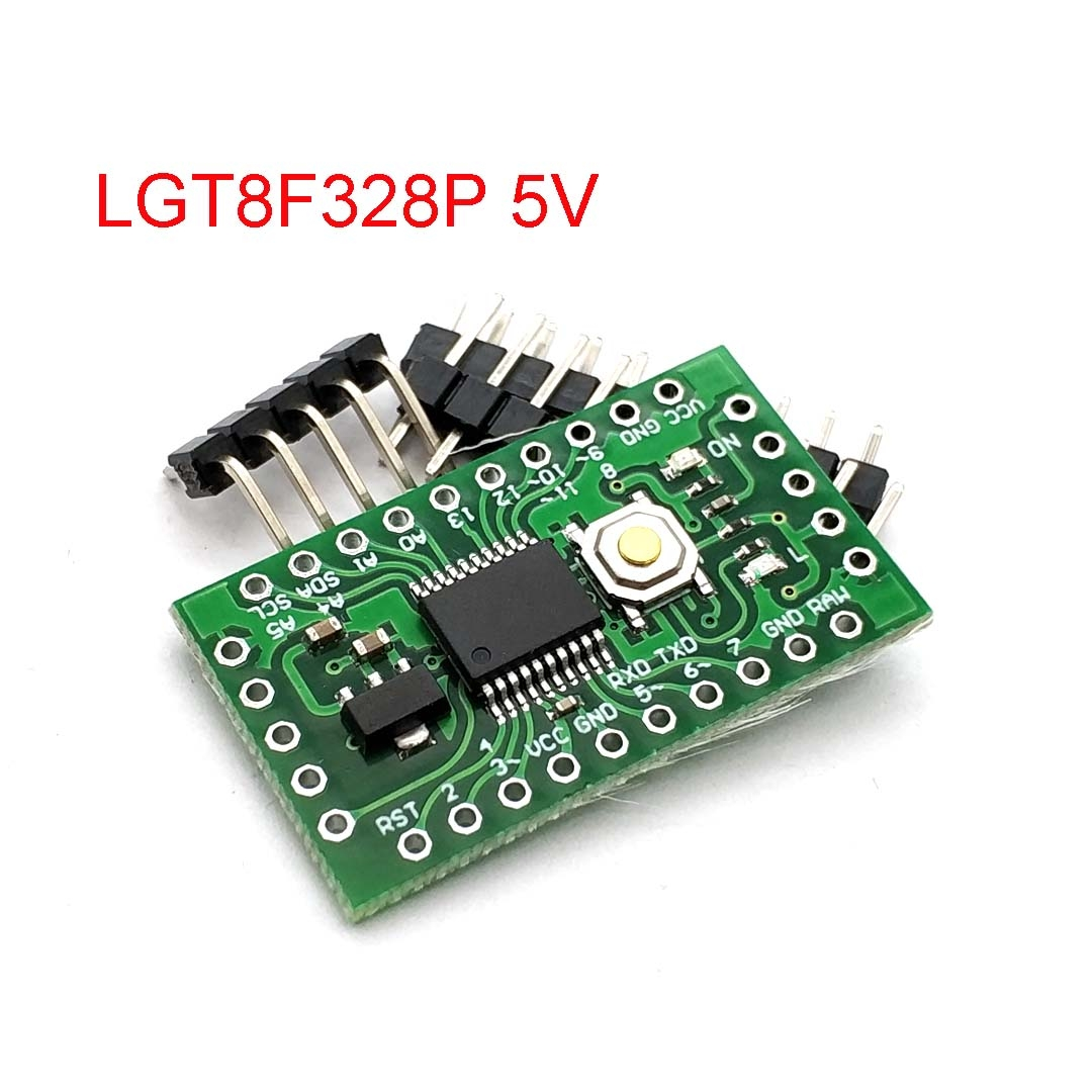 3.3V/5V LGT8F328P SSOP20 MiniEVB Instead Of Pro Mini ATMEGA328P
