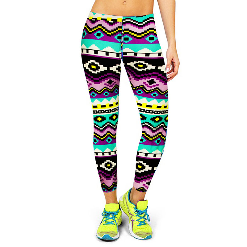 Women Girl Running Tights Suits Cycling Sports Pants For Fitness Female Skiing Trousers Gym Jogging Slim Leggings Yoga Clothing
