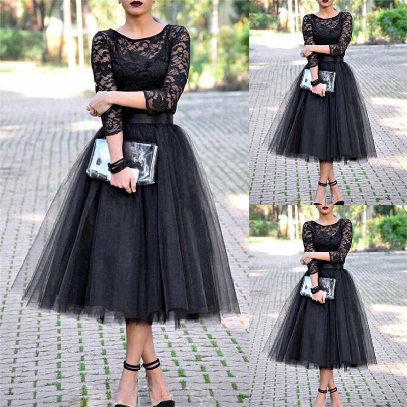 Kadınlar örgün balo uzun pullu elbise parti kokteyl bayan elbise