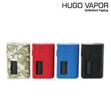 Original Hugo Vapor Squeezer Squonk Box Mod Mechanical Vape fit 18650/20700 Battery for BF Squonking RDA Atomizer E Cigarettes