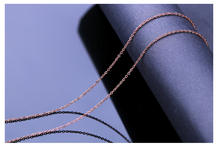 silver chain for women  (10)