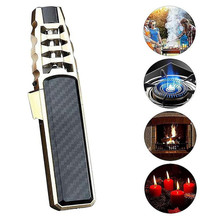 New Arrival  Torch Lighter Use Butane Gas For Candle Camping Barbecue Kitchen Torch Lighter Without Gas