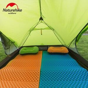 Коврик для сна Naturehike, Сверхлегкий коврик для кемпинга из пеноматериала, портативный складной матрас для кемпинга, Компактный Дорожный Коврик для сна