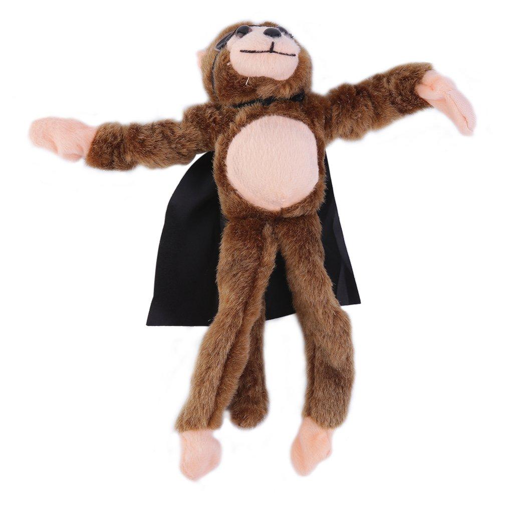 New Cute Flying Cartoon Monkey Screaming Flying Slings Plush Toys Worldwide Sale