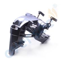 63V-43311 подвесной поворотный кронштейн с транцевым зажимом в сборе для подвесных частей Yamaha Parsun 2T 9,9 15HP 63V-43111 63V-43112