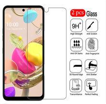 Vidro temperado para lg k42 protetor de tela 9d película protetora do telefone vidro para cristal lg k42 k 42 LM-K420HMW pelicula de vidro