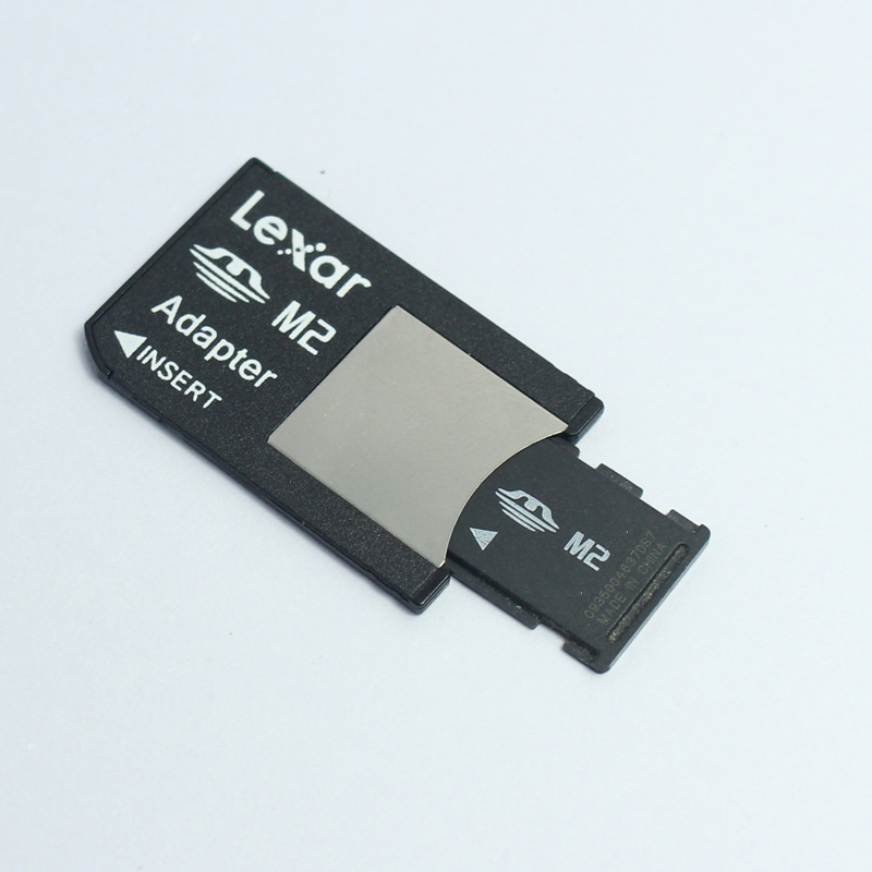 Retail Package 512MB M2 Sony Memory Stick Micro