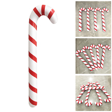 Cane Walking-Stick Children for Christmas-Party Santa New-Year Gifts Hanging-Decoration