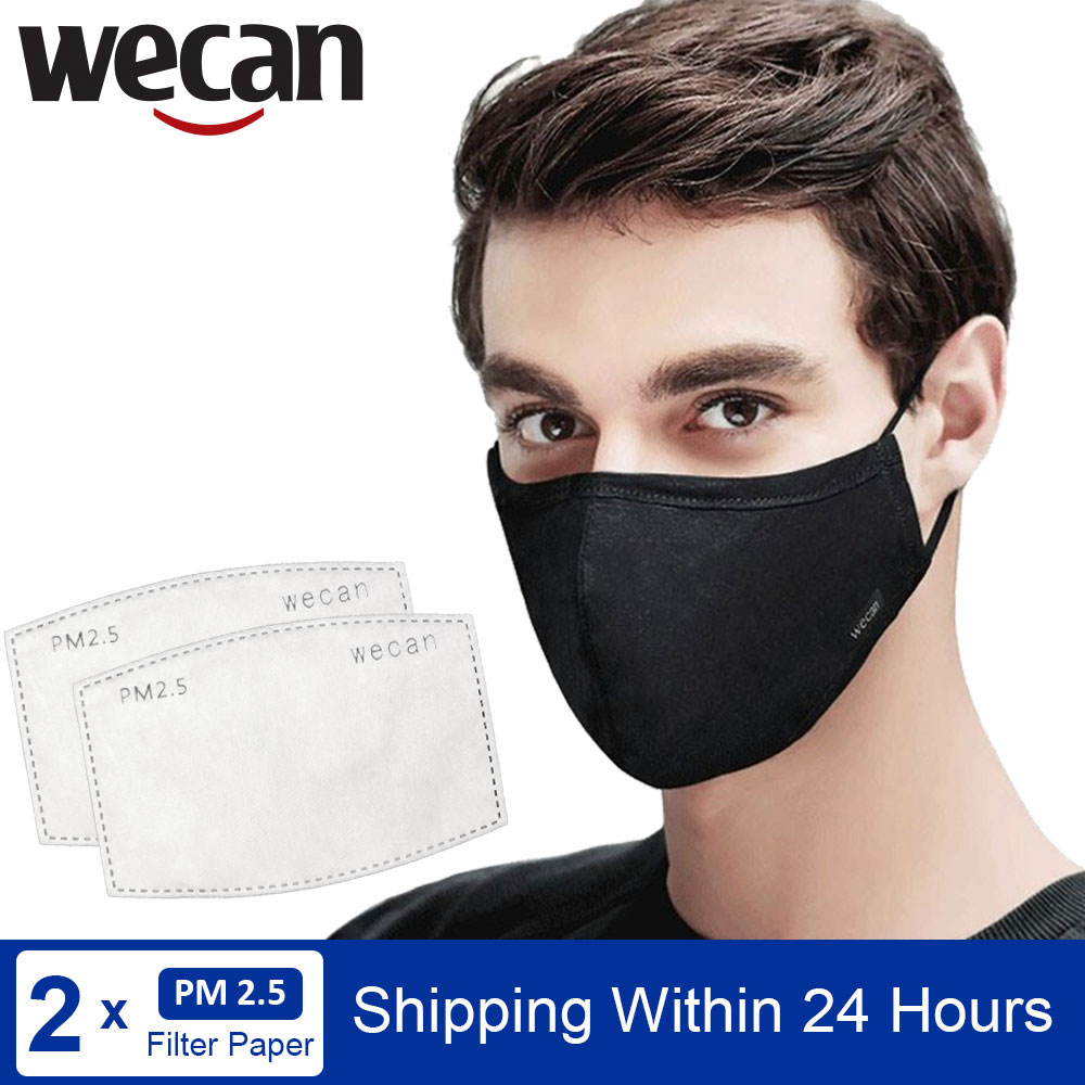 korean Cotton PM2.5 Anti dust mouth Face mask Anti Haze Mask Activated Carbon Filter Mouth muffle Masks Unisex Fabric Face Mask|Masks| - AliExpress