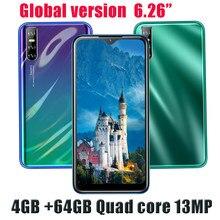M31s Gesicht ID Android 13MP Smartphones Quad Core Original 4G RAM 64G ROM 2sim Handys Entsperrt 6.26