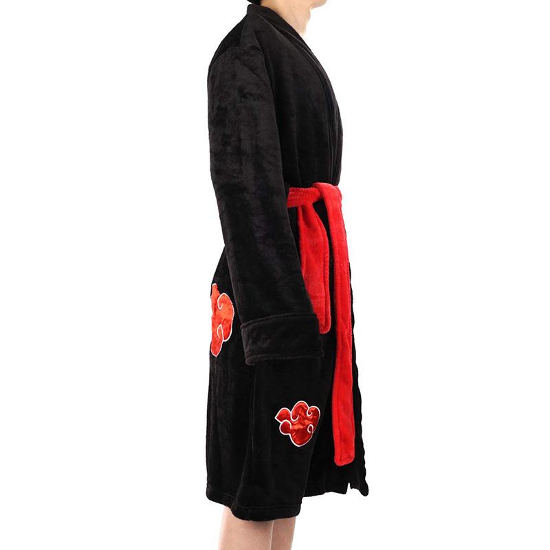 Polainas de cuello t/érmico sin costuras Naruto Uchiha Itachi para invierno cortavientos para hombre y mujer