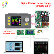 RD DPS5015 communication courant de tension constante module d'alimentation abaisseur cc convertisseur de tension buck voltmètre LCD 50V 15A(China)