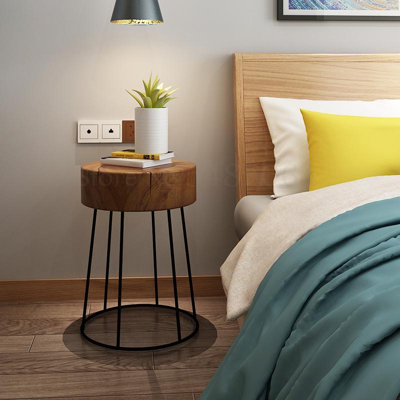 Nordic Minimalist Solid Wood Logs