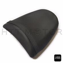 Черная кожаная задняя часть пассажирского сиденья для 2003 2004