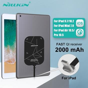 For iPad Wireless Charging Receiver, Nillkin Magic Tag X Qi Wireless Charger Receiver Chip for iPad 10.2 / 9.7 for iPad Pro 10.5 1