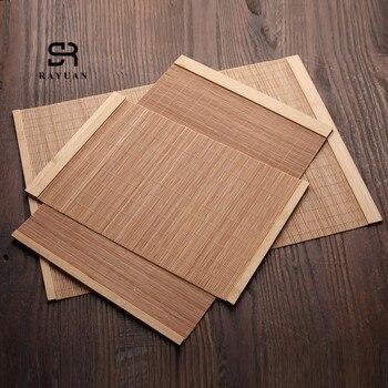 Tapis de Table en bambou naturel