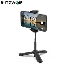 Мини селфи палка BlitzWolf BS0, настольный многоугольный держатель для телефона, портативный монопод для селфи, устройство для селфи для камеры телефона