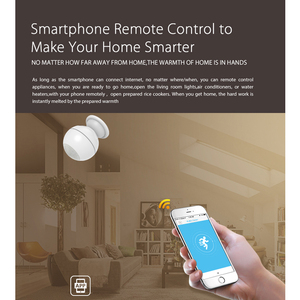 Image 3 - NEO Coolcam Smart Wifi PIR Motion Sensor Alarm Detector Built In Battery For Smart Home Automation