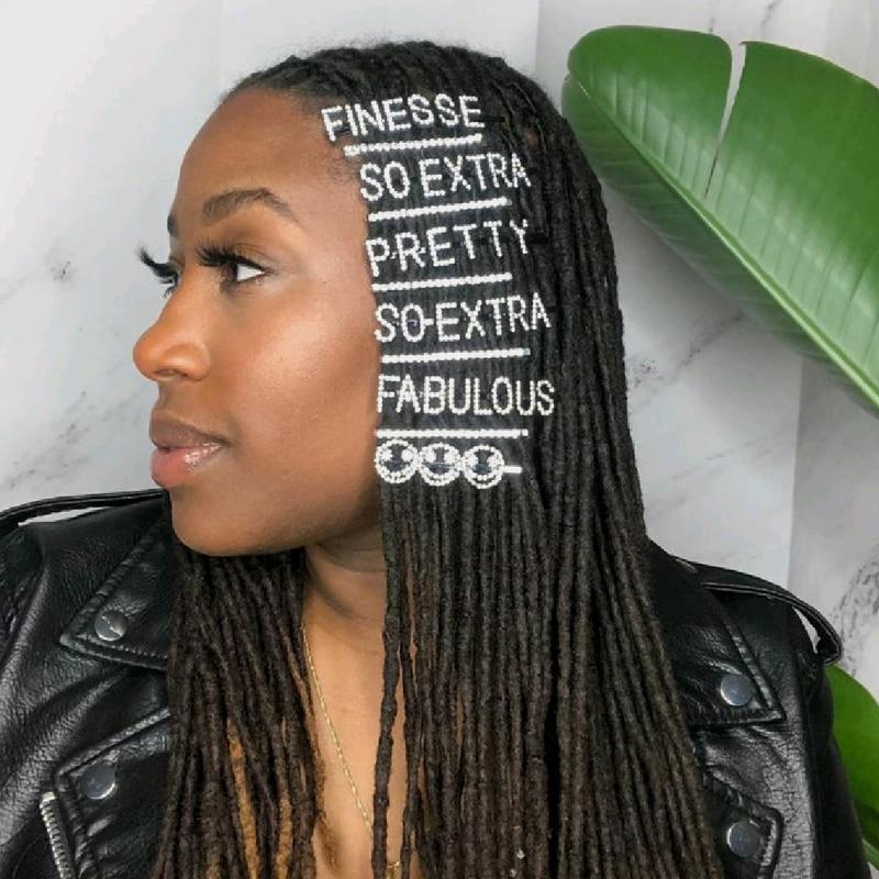 Популярные модные заколки для волос с надписью ручной работы, шпильки для волос, заколки для волос, уникальные заколки, оптовая торговля акс...