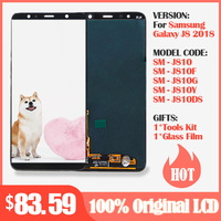 Original 6.0'' lcd For Samsung Galaxy J8 2018 J810 Screen LCD Display +Touch Screen Pannel SM J810M J810F J810Y Replacement