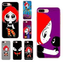 Print Mobile Phone Shell For Samsung Galaxy Note 5 8 9 S3 S4 S5 S6 S7 S8 S9 S10 5G mini Edge Plus Lite Ruby Gloom 3 Advantageous(China)