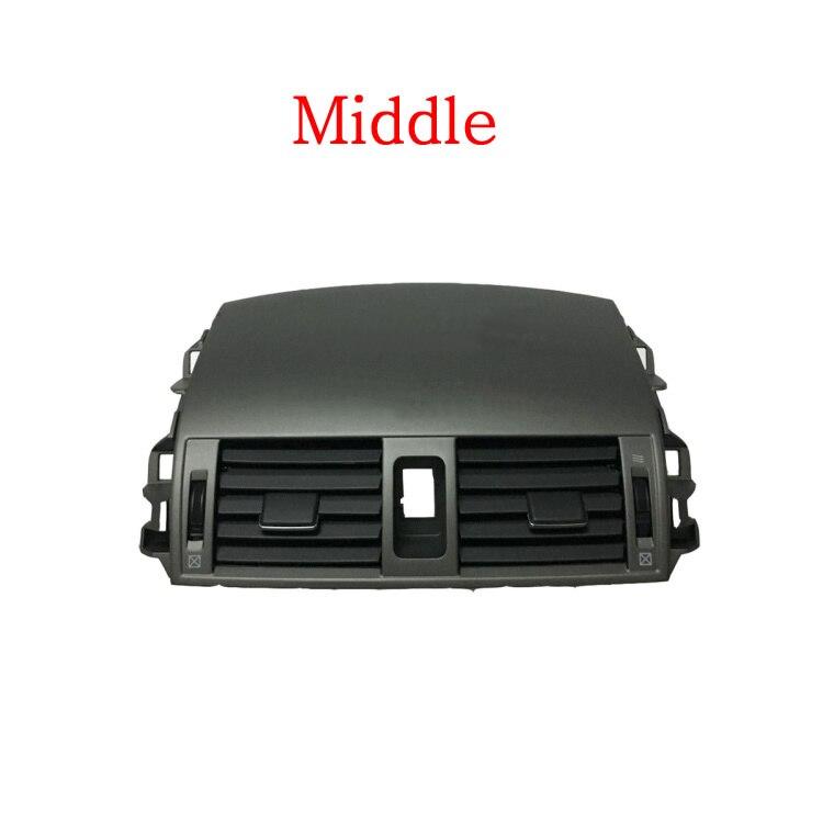 Автомобильный Кондиционер кондиционера вентиляционное отверстие панель решетка крышка для Toyota Corolla Altis