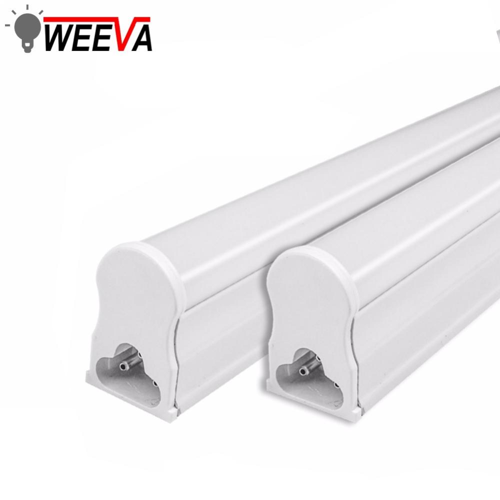 LED T5 Tube Fluorescent Integrated Light T8 Bulb 110V 220V 240V 6W 10W Lampada Ampoule1FT 2FT30CM 60CM Wall Lamp Cold White