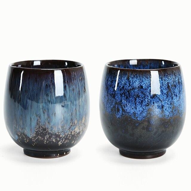 Tazza da Tè in Ceramica dipinta a mano 8
