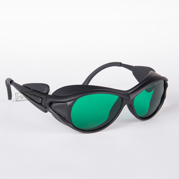 LSG-16 Laser Safety Glasses For 600-700nm And 800-1100nm  635nm 650nm 660nm And 808nm 810nm 820nm 850nm 980nm 1064nm