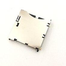 10 sztuk nowy zamiennik kartridż z grą gniazdo 1 gniazdo kart czytnik dla Nintendo DS Lite NDSL