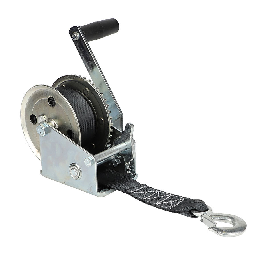 600-2500LBS Winch  Manual Winch Can Be Fixed