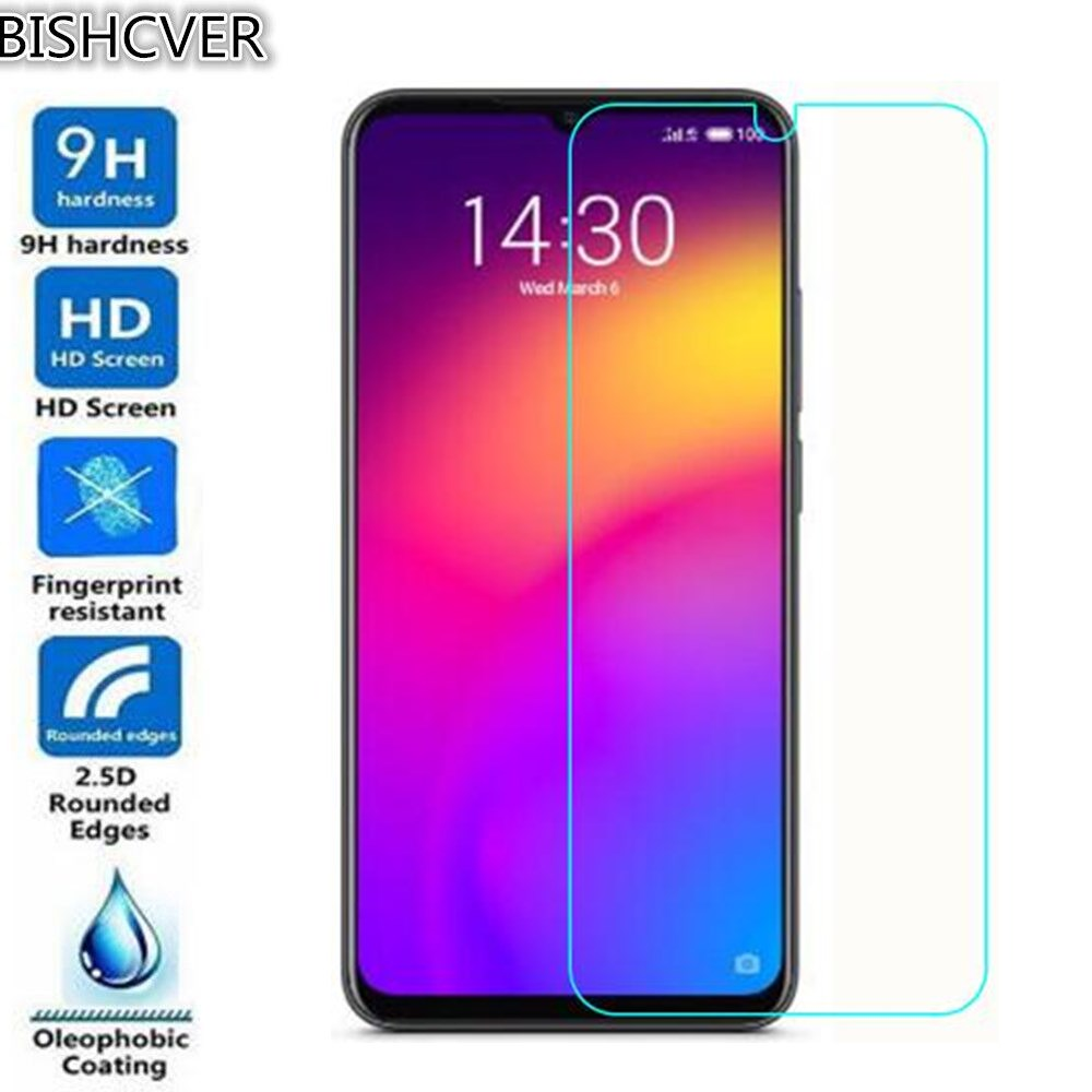Tempered Glass For Meizu Note 8 9 M9C 16Xs 16s 16 (16X) Screen Protector 9H Safety Protective Film On Meizu C9 Pro