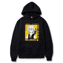 Japanese manga seven deadly sins hoodie men cotton hoodies long