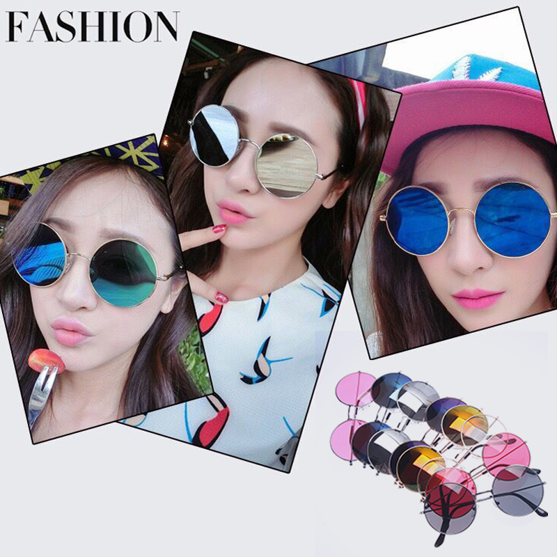 2019 Vintage Retro Round Eyeglasses Frame Women Prescription Glasses Women Optical Eye Glasses Frame Eyewear Glasses Frame