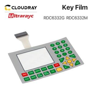 Image 3 - Ruida Membraan Schakelaar voor RDLC320 A RDC6332G RDC6332M RDC6442S RDC6442G Sleutel Film