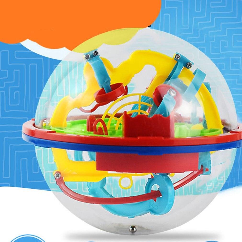 3D головоломка магический лабиринт шар 299 уровень Perplexus волшебный интеллект мраморная головоломка игра IQ баланс Развивающие игрушки для дет...