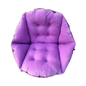Image 5 - Suporte lombar quente grosso do coxim da cadeira de lanke para trás, almofada de assento multiuso para o escritório em casa
