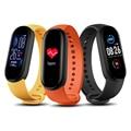 Фитнес-трекер M5 Smarth Band для мужчин и женщин, спортивные Смарт-часы с шагомером, пульсометром, тонометром и Bluetooth