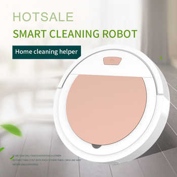 Creative robot vacuum cleaner cordless vacuum Cleaners vaccum robots carpet mop charging Household wireless vacum cleaner vaccum - DISCOUNT ITEM  25% OFF All Category