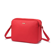LOVEVOOK women messenger bags female shoulder crossbody bag ladies handbags women purse envelope satchels for girls PU 2018 pink(China)