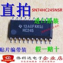10 шт./лот Sn74hc245nsr Hc245 патч SOP20-5.2MM среднего объема логическая интегральная схема